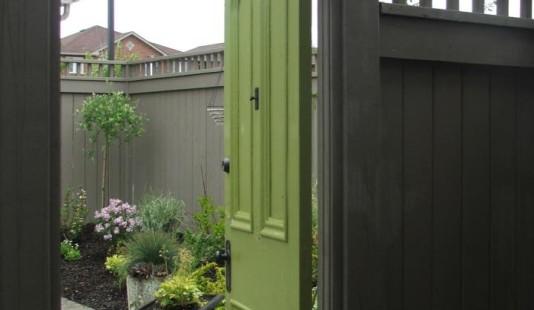 Custom Fencing and Garden Doors
