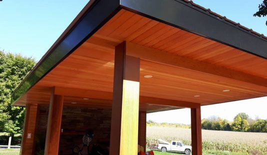 The Finer Things Home and Garden outdoor structure